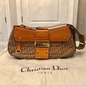 Auth. Christian Dior Street Chic Columbus Ave bag